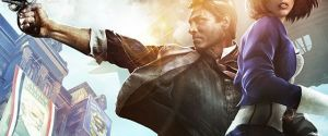 Bioshock Infinite – Booker DeWitt and Elizabeth Meet