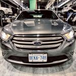 2013 Ford Taurus HDR picture