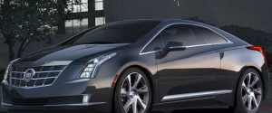 Cadillac ELR Hybrid Coupe