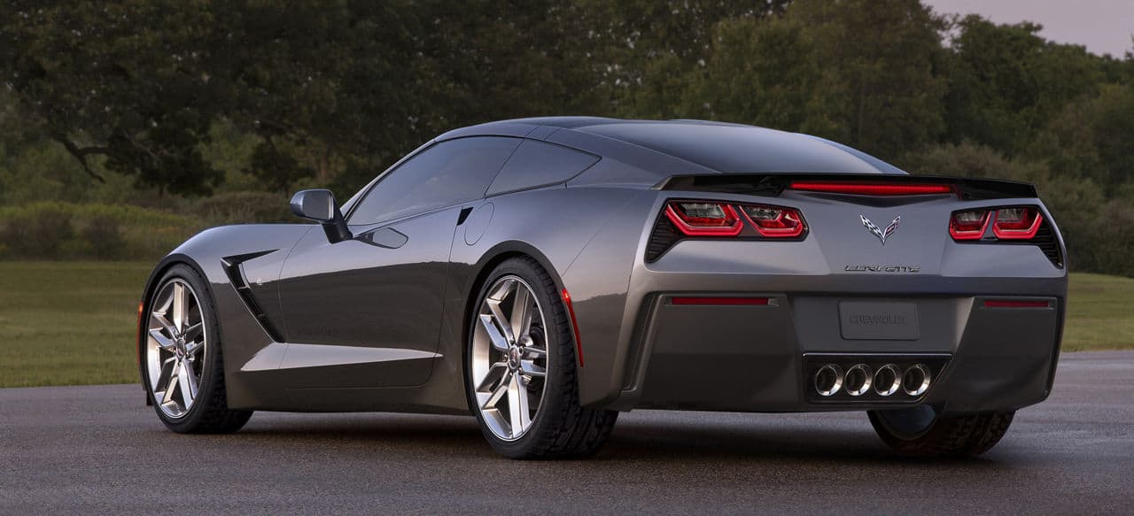 C7 Stingray t-top