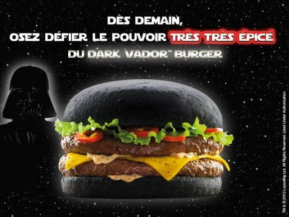 star wars burger