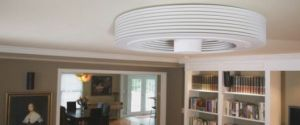 Extra Breezy: The Exhale Bladeless Ceiling Fan