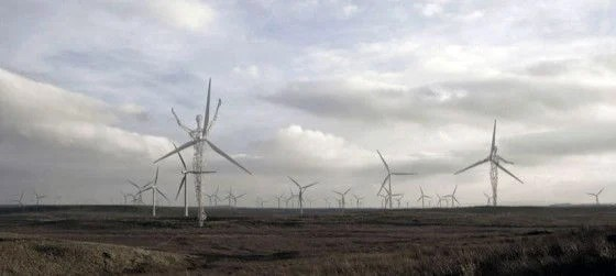 norway wind turbine