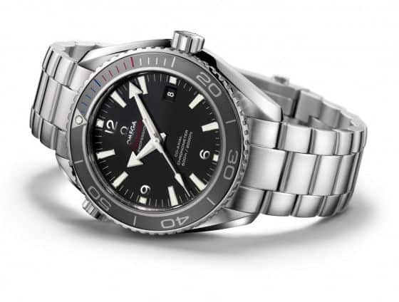 Omega Planet Ocean Sochi 2014 Watch