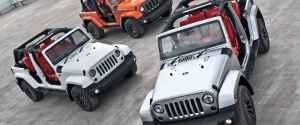 Sexy Jeep Wranglers By Kahn Design
