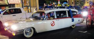 The Ghostbusters Ecto-1 – Restoring the Classic Ghostly Clown Car