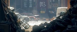"The Division – Showcasing ""Snowdrop"" Engine Technology"