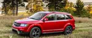 A More Rugged Look – Dodge Journey Crossroad