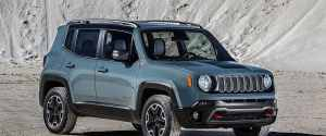 All-New Jeep Renegade – Softer Side of Jeep