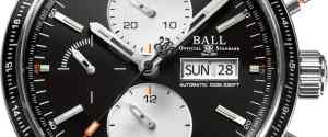Ball Fireman Storm Chaser Pro Watches