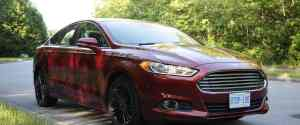 2014 Ford Fusion SE with 1.5 EcoBoost Review