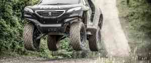 Peugeot 2008 DKR – Cross Country Rally Car