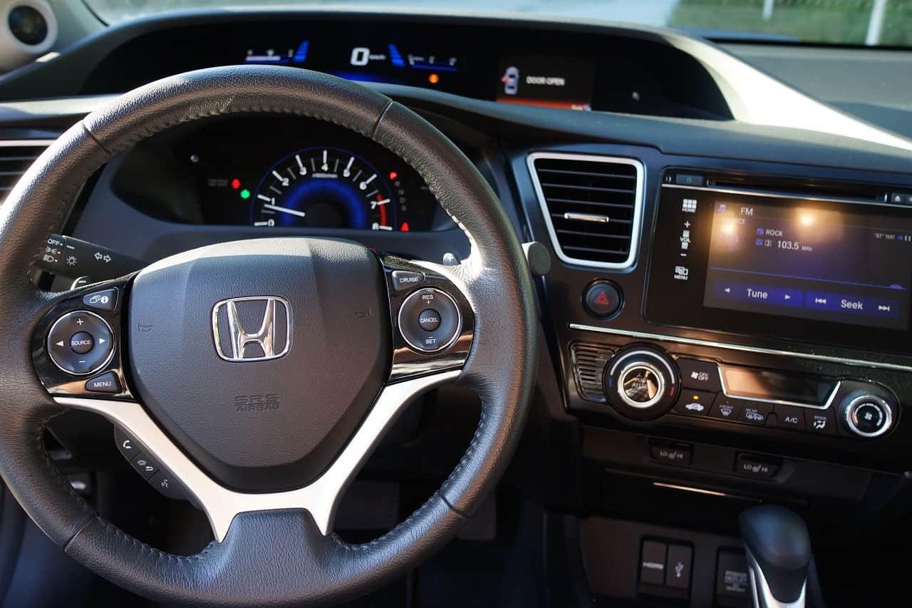 2014 Honda Civic Interior | Car Interior Design