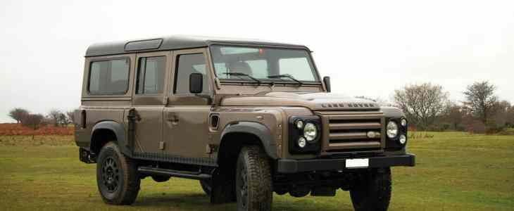 Land Rover Defender LS3
