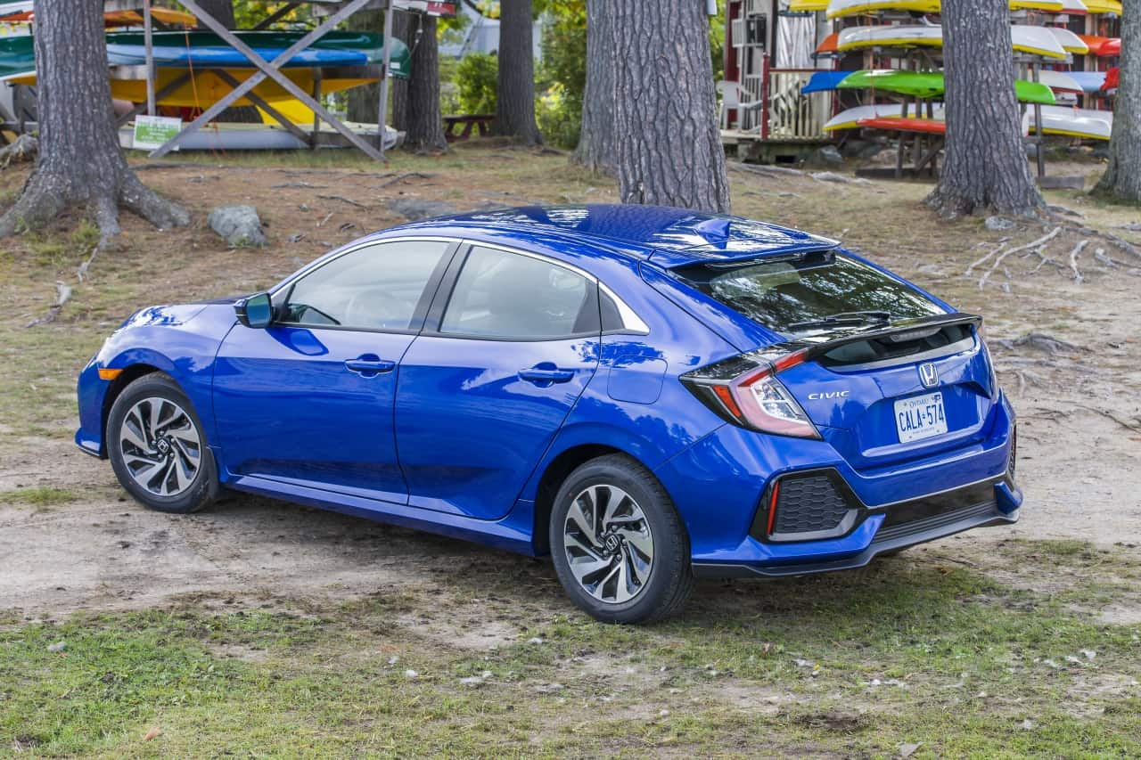 2017 Honda Civic Hatchback Review. Written By Faisal In Cars · Save