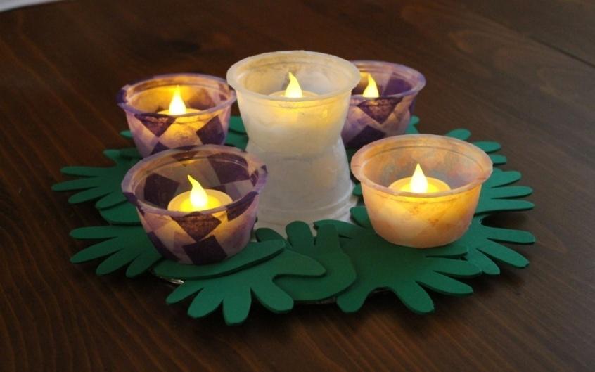 daily meditations around the advent wreath unforced rhythms