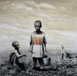 Banksy hunger
