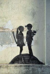 banksy love hate