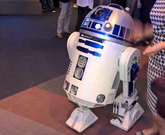 This is definitely the droid that we' class=