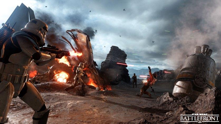 Star Wars Battlefront Kills