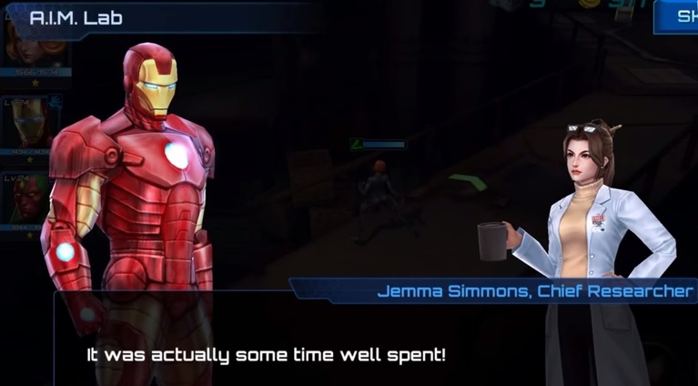 Time well-spent indeed!