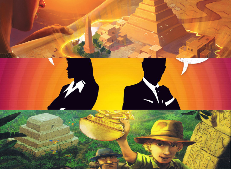 Spiel Des Jahres 2016 Nominees Announced! Which game will take it all?