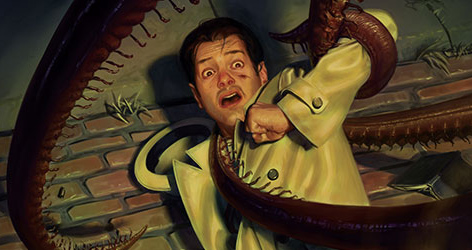 Arkham Horror: The Card Game to come from FFG?