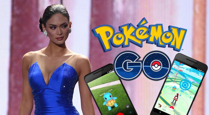 Celebrities who have Pokémon GO Fever
