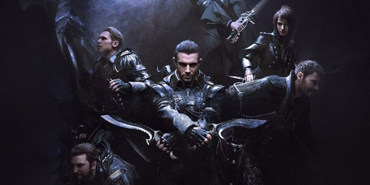 The Latest Trailer for Kingsglaive: Final Fantasy XV is Awesome!