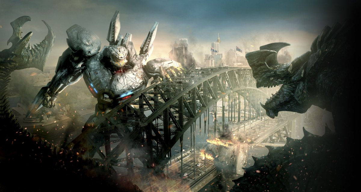 Time to cancel the apocalypse again! The Pacific Rim sequel has a release date for 2018!