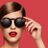 Snapchat continues where Google Glass left off with their wearable technology eyewear, 'Spectacles'!