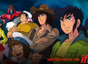 Goodbye life, entire VOLTES V and DAIMOS now on iflix! Woohoo! Hermit-mode ON!