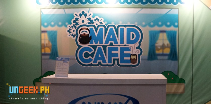 The Maid Cafe @ ACPH 16