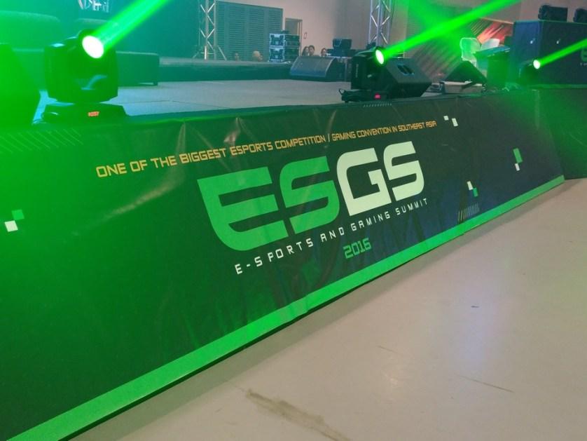 ESGS 2016 Opening
