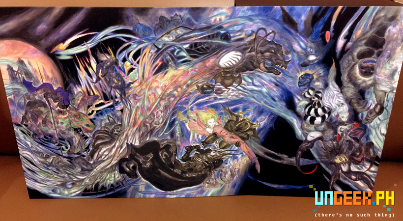 ffxv-uce-box-art-yoshitaka-amano