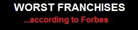 Forbes Worst Franchises