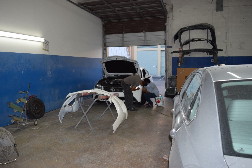 Auto Body Repair and Painting