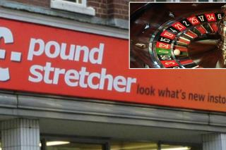 This Poundstretcher Pair Gamble All Their Shop's Takings, And Lose