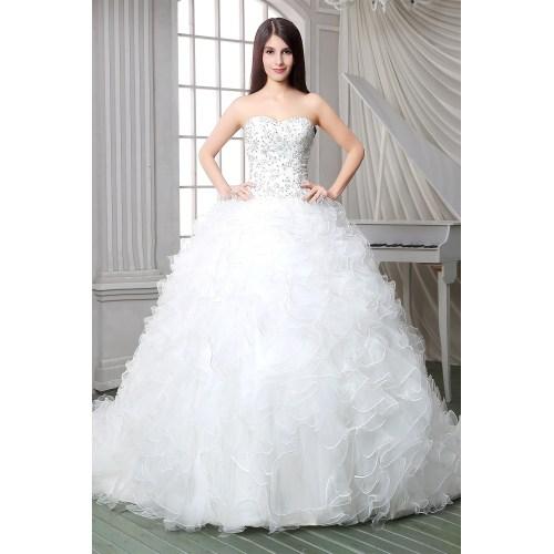 Medium Crop Of Corset Wedding Dresses