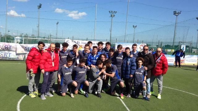 allievi unione calcio torneo