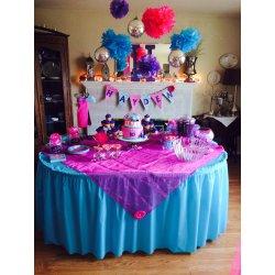 Small Crop Of Birthday Decoration Ideas