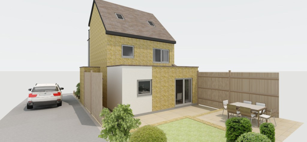 residential extension 2