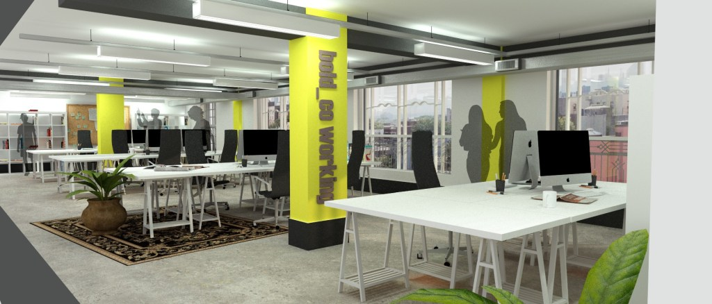 Liverpool Co Working space designers