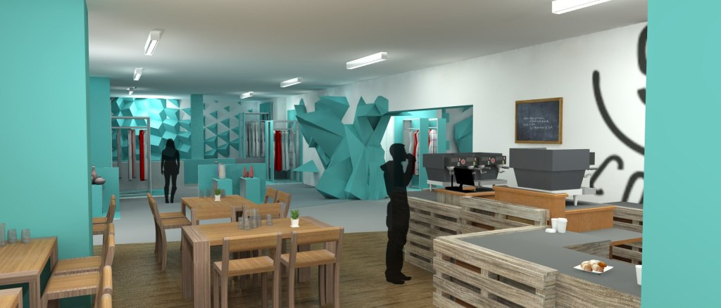 bold street shop refurbishment fit out design