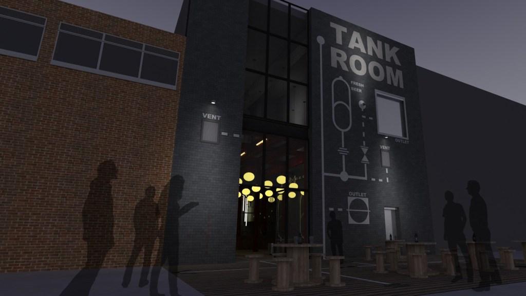 the tank room liverpool