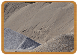 Sand and Gravel Supplier Mt Vernon Ohio 43050