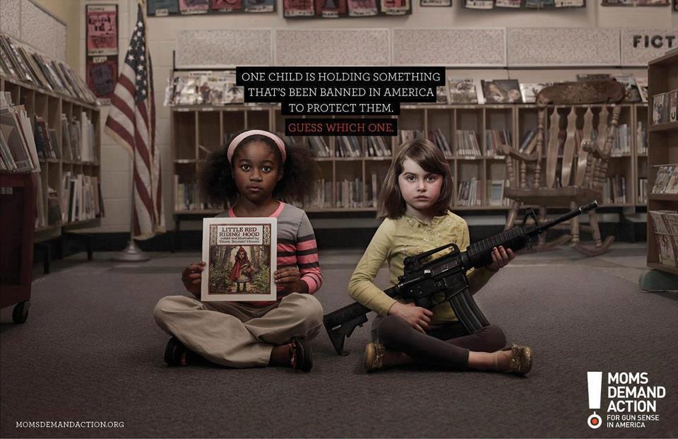 Caperucita Roja censurado en los Estados Unidos