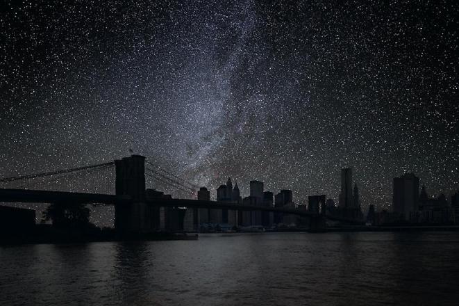 Nueva York, EUA. Autor: Thierry Cohen