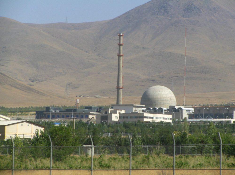 Reactor nuclear iraní Arak IR-40. Imagen: Nanking2012 vía Wikipedia.