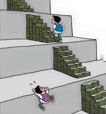Imagen: Dinero y posibilidades